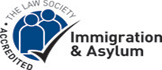 law society accredited immigration and asylum specialists